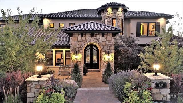 587 N Strata Via Way, Boise, ID 83712 (MLS #98780854) :: Build Idaho