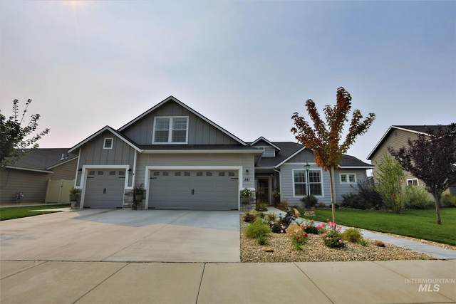 881 N Union Way, Star, ID 83669 (MLS #98780861) :: Boise Home Pros