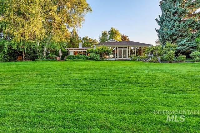 4330 W Hillcrest Dr, Boise, ID 83705 (MLS #98780884) :: Build Idaho