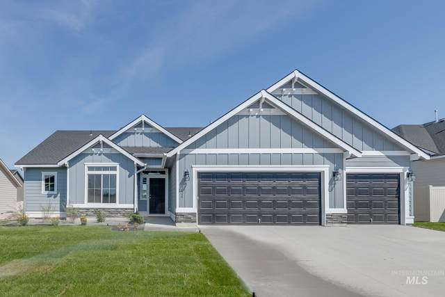 2465 W Malcolm Ct, Kuna, ID 83634 (MLS #98780903) :: Boise Home Pros