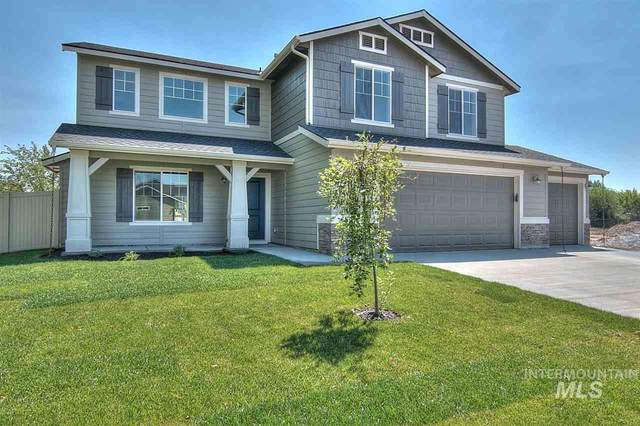 2449 W Malcolm Ct, Meridian, ID 83642 (MLS #98780904) :: Boise Home Pros
