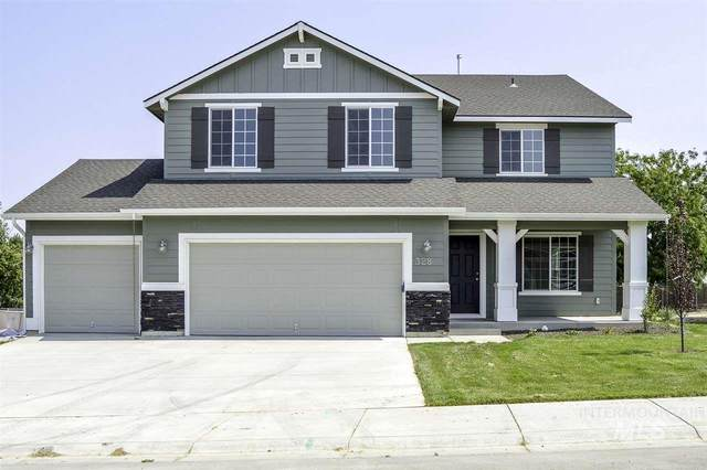 2435 W Malcolm Ct, Kuna, ID 83634 (MLS #98780905) :: Michael Ryan Real Estate