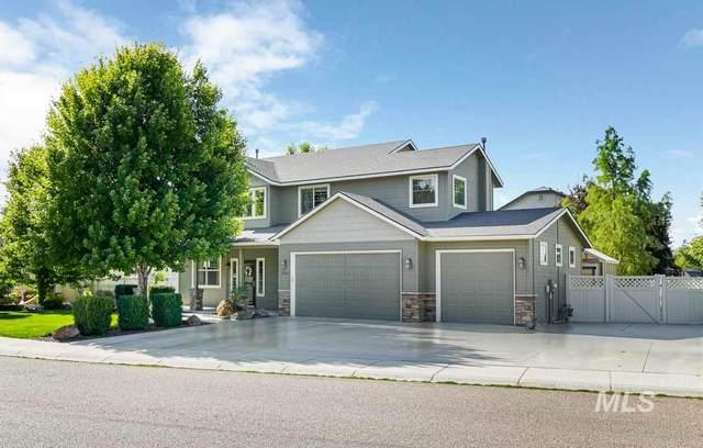 2373 W Trestle Drive, Meridian, ID 83646 (MLS #98780923) :: Build Idaho
