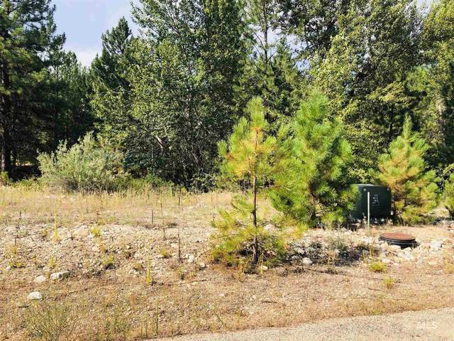 LOT 35 Mores Creek Crossing, Idaho City, ID 83631 (MLS #98780986) :: Jon Gosche Real Estate, LLC