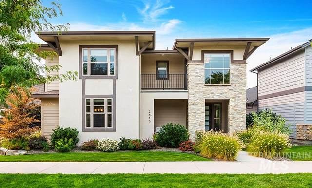 2613 S Honeycomb Way, Boise, ID 83716 (MLS #98781010) :: Build Idaho
