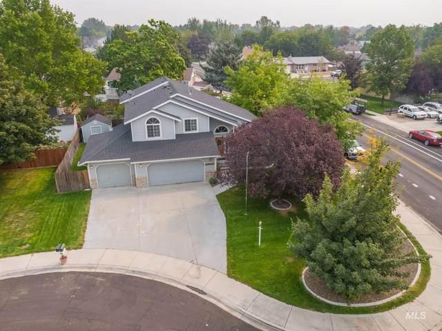 2352 N Glennfield Way, Meridian, ID 83646 (MLS #98781040) :: Build Idaho