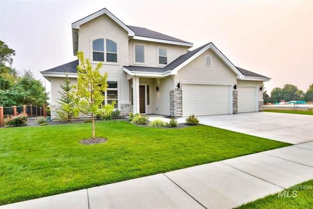 3457 W Barefoot St., Eagle, ID 83616 (MLS #98781041) :: Build Idaho