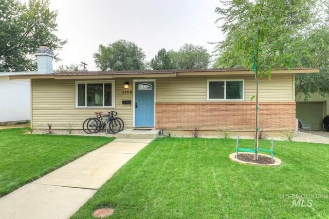 1709 S Abbs, Boise, ID 83705 (MLS #98781044) :: Build Idaho
