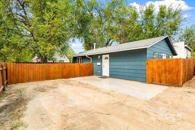 806 E Sheridian Ave, Nampa, ID 83686 (MLS #98781045) :: Boise River Realty