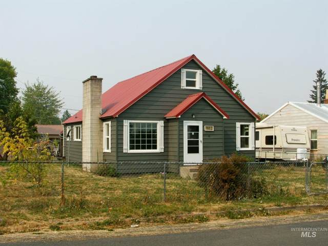 902 N Junction Street, Grangeville, ID 83530 (MLS #98781085) :: New View Team