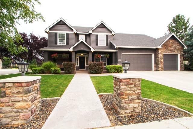 2670 N Santee Pl., Meridian, ID 83646 (MLS #98781086) :: Team One Group Real Estate