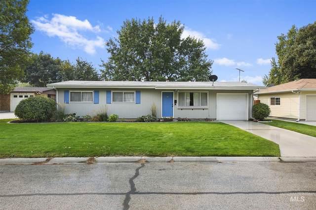 7121 W. Ashland Dr, Boise, ID 83709 (MLS #98781094) :: Build Idaho