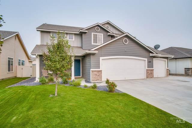 5219 Dynasty Ave., Caldwell, ID 83607 (MLS #98781096) :: Build Idaho