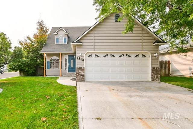 1214 Flint Dr, Caldwell, ID 83607 (MLS #98781097) :: Jeremy Orton Real Estate Group