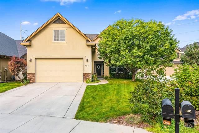 4717 N Schubert Ave, Meridian, ID 83646 (MLS #98781107) :: Team One Group Real Estate