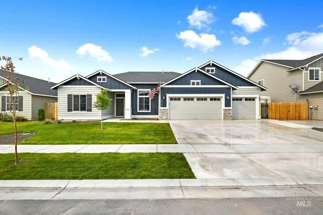 6721 E Harrington Dr., Nampa, ID 83687 (MLS #98781108) :: Jon Gosche Real Estate, LLC