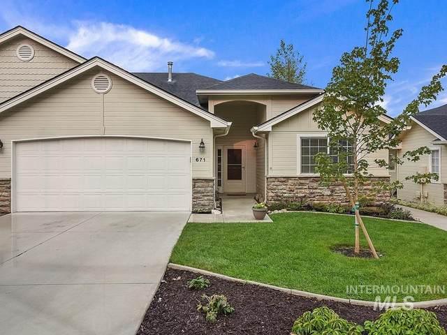 671 N Eagle Rd., Eagle, ID 83616 (MLS #98781110) :: Build Idaho