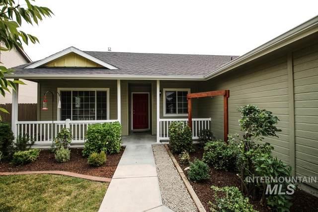 3556 N. Pescado Way, Meridian, ID 83646 (MLS #98781116) :: Team One Group Real Estate