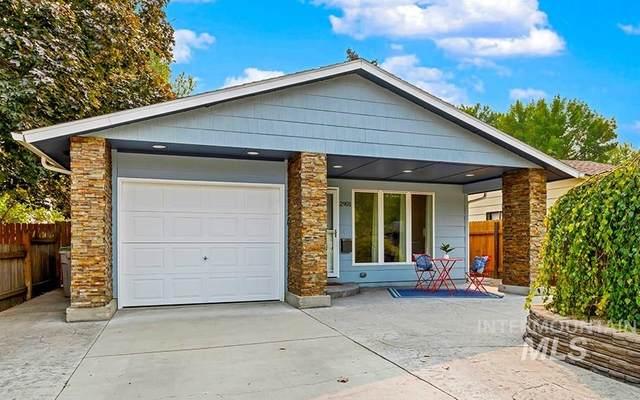 2901 W Teton St, Boise, ID 83705 (MLS #98781140) :: Build Idaho