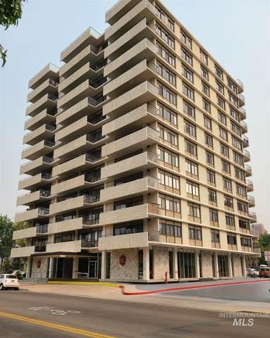 200 N 3rd Street Unit C-2-A, Boise, ID 83702 (MLS #98781143) :: Build Idaho