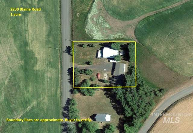 2230 Blaine Rd., Moscow, ID 83843 (MLS #98781148) :: Beasley Realty
