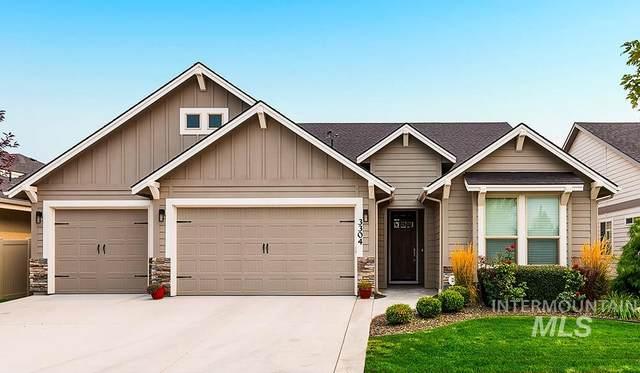 3304 S Wallberg Ave, Eagle, ID 83616 (MLS #98781158) :: Beasley Realty