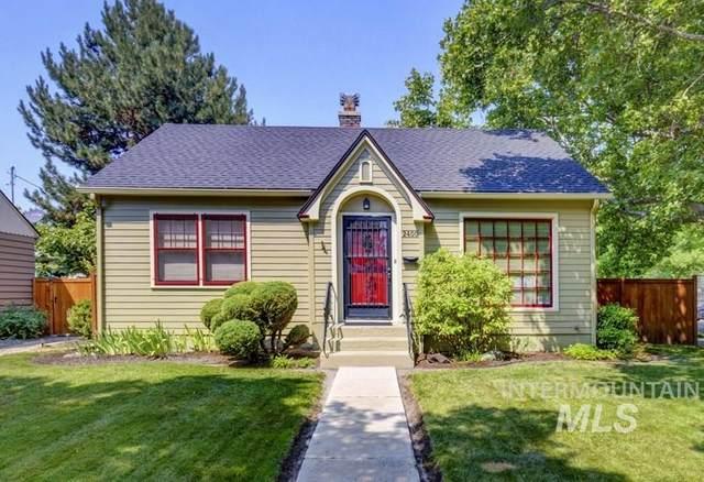 2400 W Idaho St, Boise, ID 83702 (MLS #98781181) :: Beasley Realty