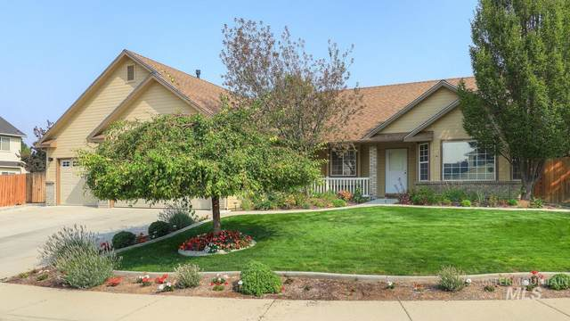 5224 E Rocky Bar Drive, Boise, ID 83716 (MLS #98781207) :: Jon Gosche Real Estate, LLC