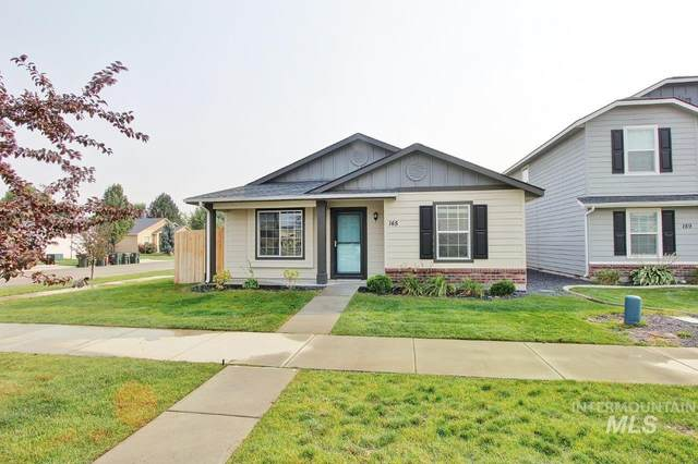 145 W Peach Springs St, Meridian, ID 83646 (MLS #98781231) :: Jeremy Orton Real Estate Group