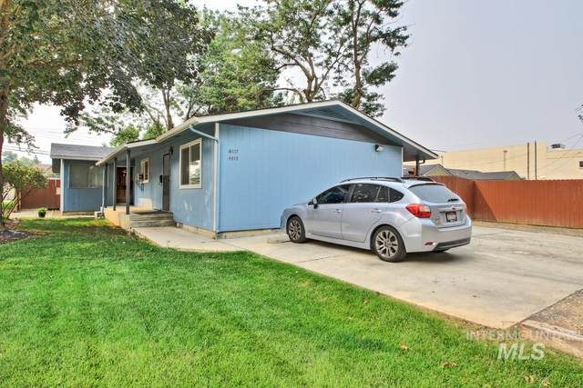 4817 W Richardson St., Boise, ID 83705 (MLS #98781262) :: Story Real Estate