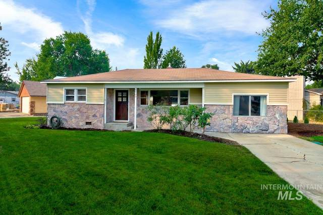 3003 W Sunset, Boise, ID 83703 (MLS #98781280) :: Epic Realty