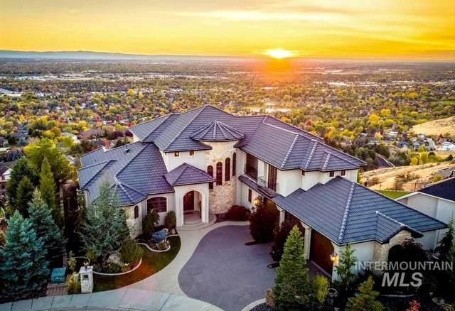 4151 W Quail Hill Ct., Boise, ID 83703 (MLS #98781281) :: Jon Gosche Real Estate, LLC
