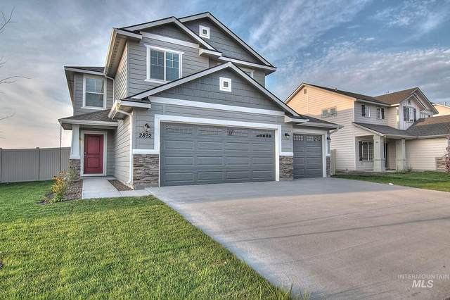 2434 W Malcolm Ct, Meridian, ID 83642 (MLS #98781302) :: Michael Ryan Real Estate