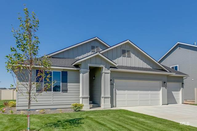 791 W Nannyberry St, Kuna, ID 83634 (MLS #98781325) :: Silvercreek Realty Group