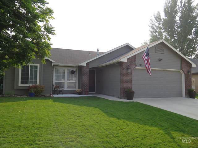 230 Atlantic Ave, Middleton, ID 83644 (MLS #98781327) :: Boise River Realty