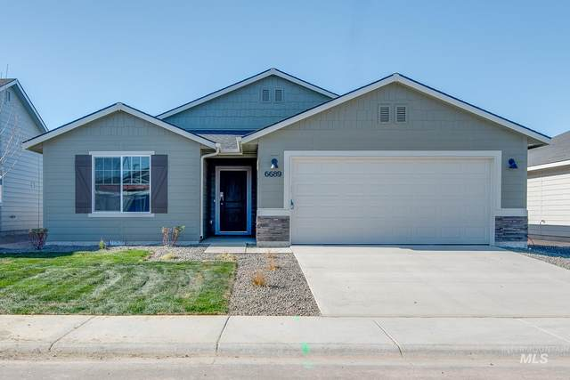 6689 S Donaway Ave, Meridian, ID 83642 (MLS #98781330) :: Boise River Realty