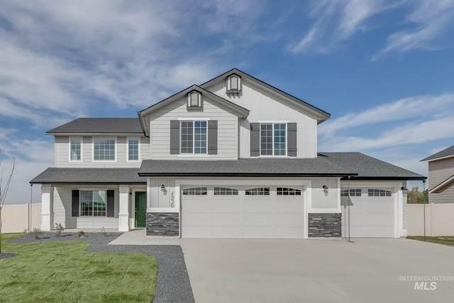 2552 W Malcolm Way, Meridian, ID 83642 (MLS #98781339) :: Build Idaho