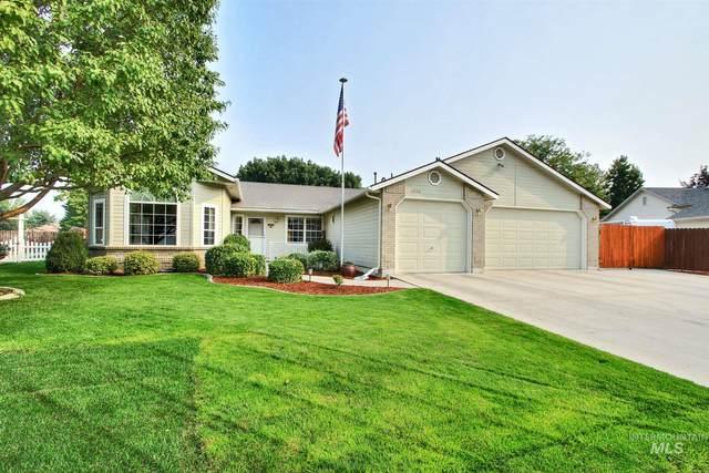 4054 W Thorn Creek Ct., Meridian, ID 84642 (MLS #98781362) :: Build Idaho