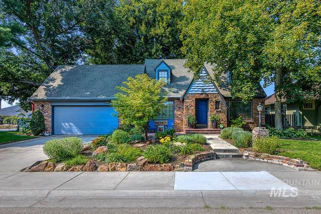 3907 N. Oak Park Place, Boise, ID 83703 (MLS #98781365) :: Build Idaho