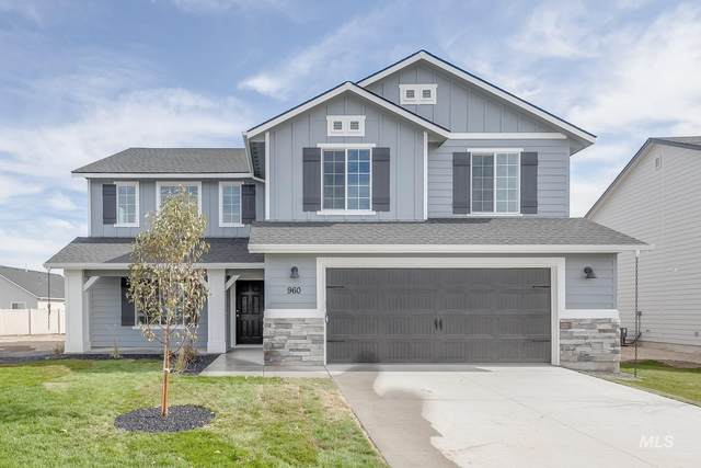 276 N Caracaras Way, Eagle, ID 83616 (MLS #98781367) :: Full Sail Real Estate