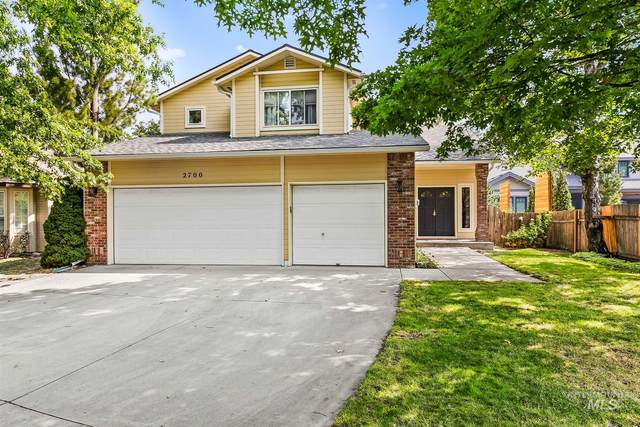 2700 W Good Ct, Boise, ID 83702 (MLS #98781377) :: Epic Realty
