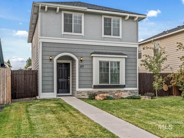177 Peach Springs, Meridian, ID 83646 (MLS #98781388) :: Build Idaho