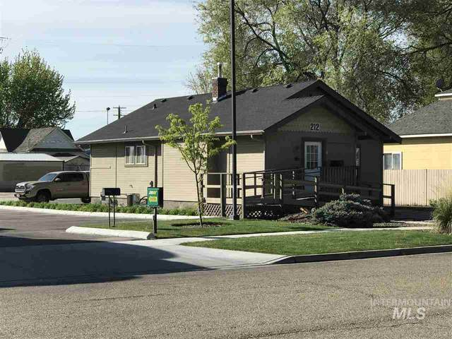 212 5th Ave S., Nampa, ID 83651 (MLS #98781392) :: Team One Group Real Estate