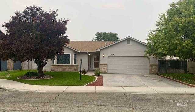 1676 Lochmeadow Ct., Meridian, ID 83646 (MLS #98781412) :: Build Idaho