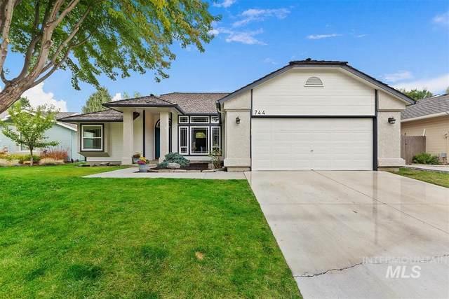 744 E Gentlewind, Boise, ID 83706 (MLS #98781415) :: Epic Realty