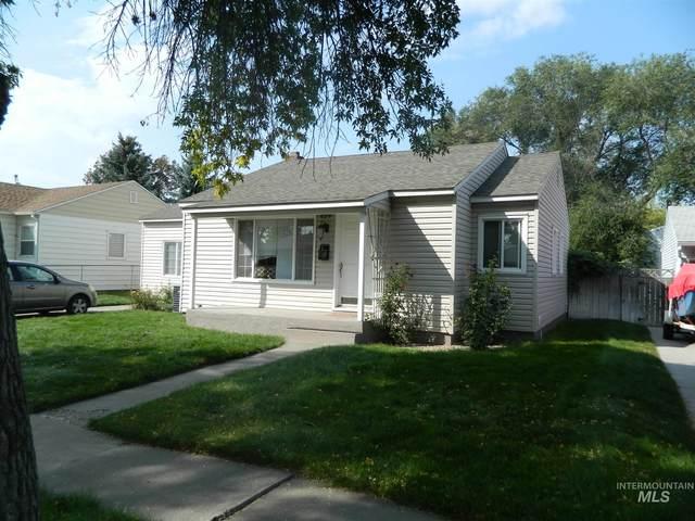 439 Bracken St N, Twin Falls, ID 83301 (MLS #98781431) :: Jeremy Orton Real Estate Group