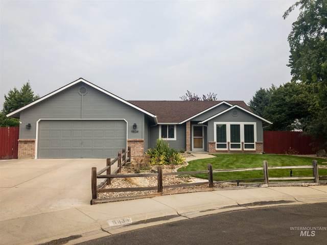 9834 W Meadowlark Ct, Boise, ID 83704 (MLS #98781469) :: Epic Realty