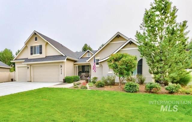 5139 W Lockner, Eagle, ID 83616 (MLS #98781534) :: Beasley Realty