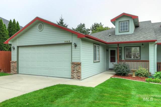 7463 W Iron Drive, Boise, ID 83704 (MLS #98781543) :: Build Idaho