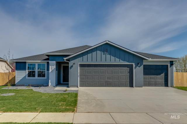 16933 N Lowerfield Loop, Nampa, ID 83687 (MLS #98781545) :: Haith Real Estate Team